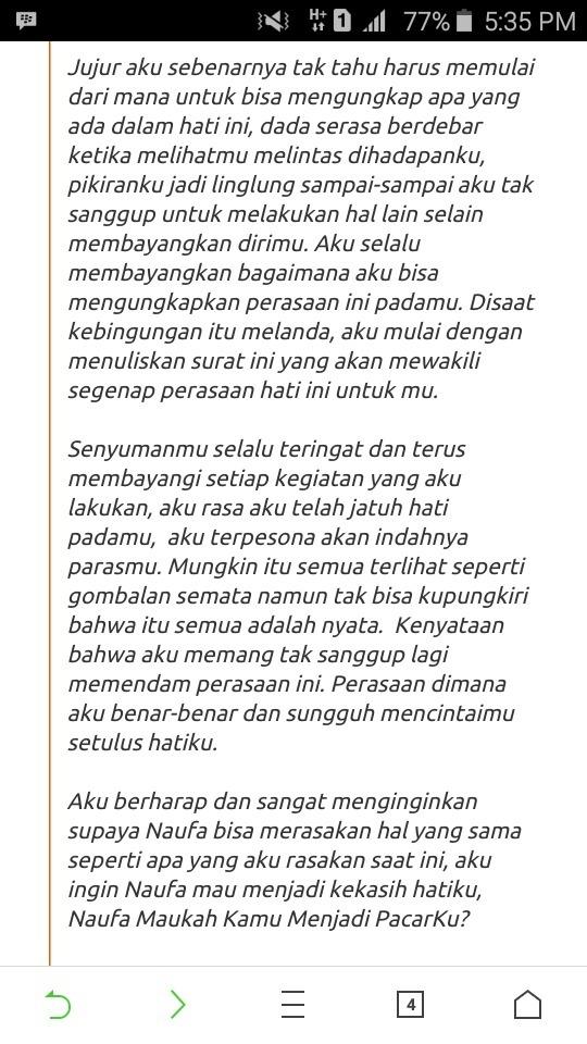 Kak Tolong Bantu Bikinin Surat Cinta Untuk Kakak Osis Cowok