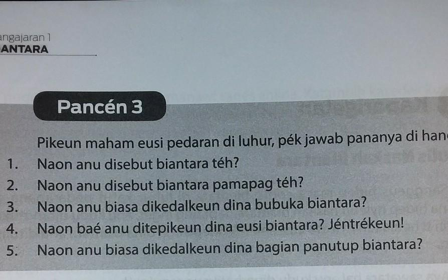 Pancen 3 Sunda Kelas 9 Hal 7yang Bisa Jawab Kasih Nilai Besar Brainly Co Id