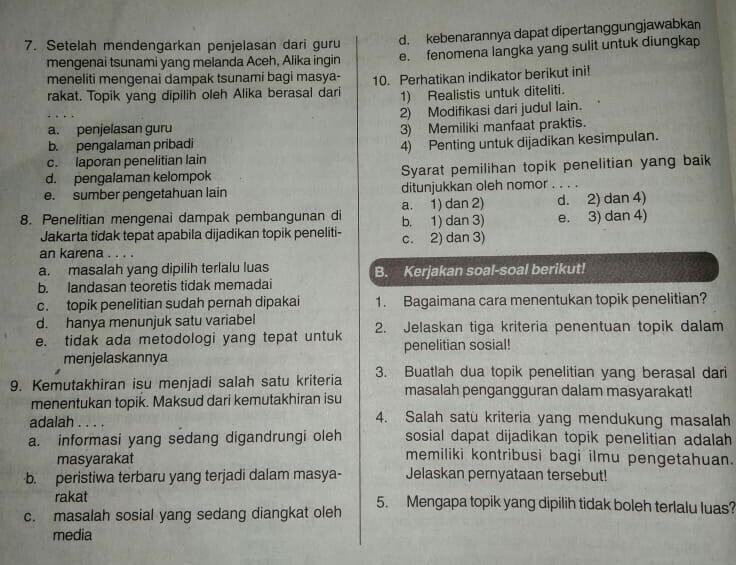 Tolong No 9 Kakmohon Bantuannya Kak Hehe Terimakasih Brainly Co Id