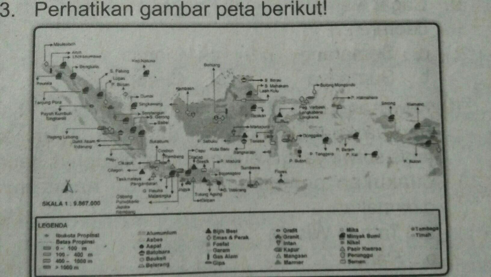 19++ Persebaran sumber daya hewan di indonesia terbaru