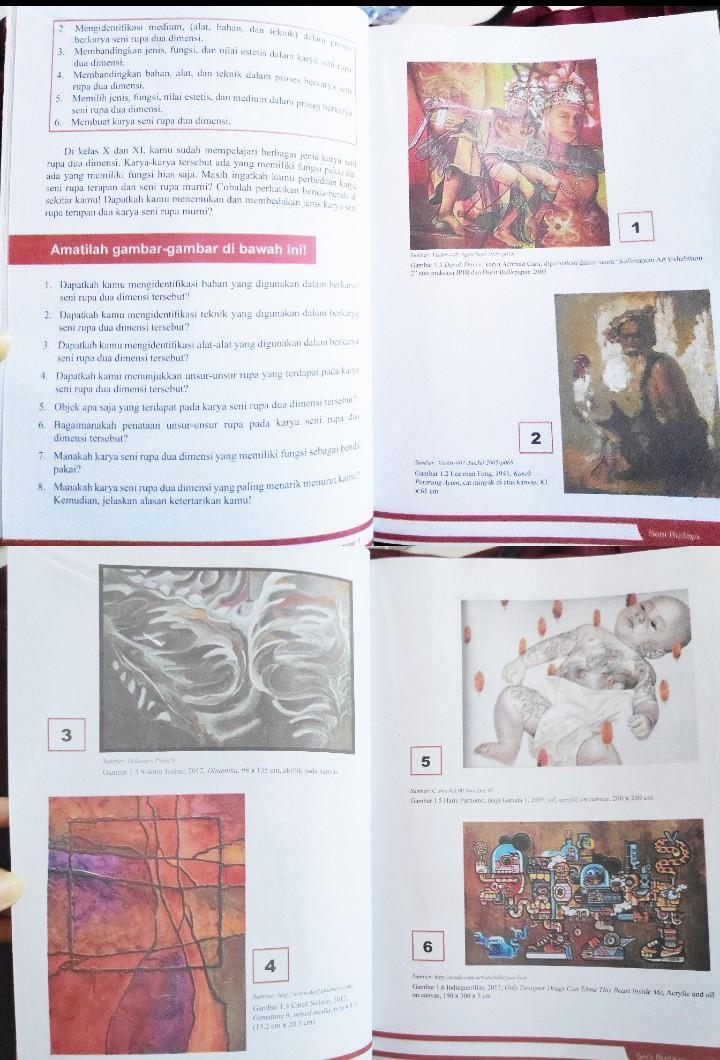 Amati Gambar 1 6 Dari Foto Tersebut Lalu Jawab Pertanyaan Berikut 1 Dapatkah Kamu Brainly Co Id