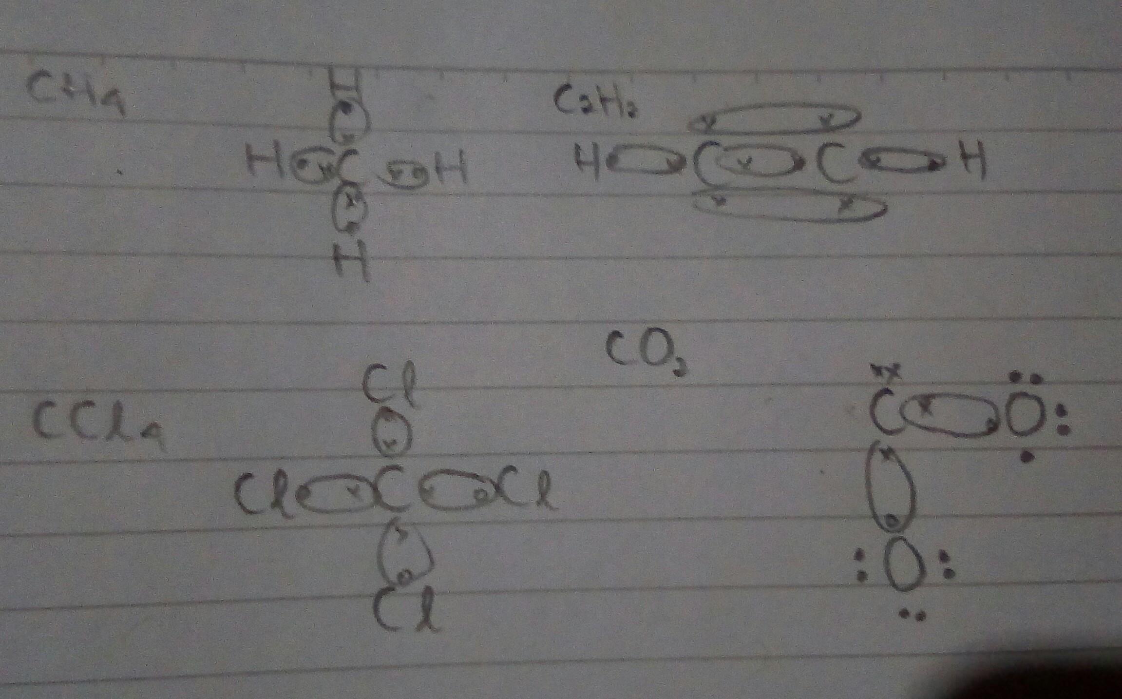 Ch4 Ccl4 C2h2 Co2 Kenapa Disebut Senyawa Non Polar Padahal Ada Unsur Yang Memiliki Jelaskan Brainly Co Id