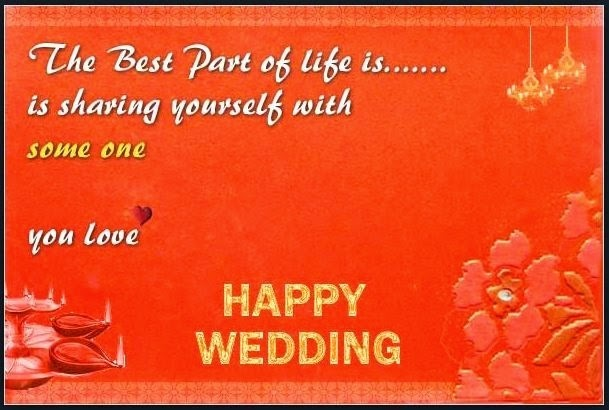 Contoh Greeting Card Tentang Wedding Party Brainly Co Id