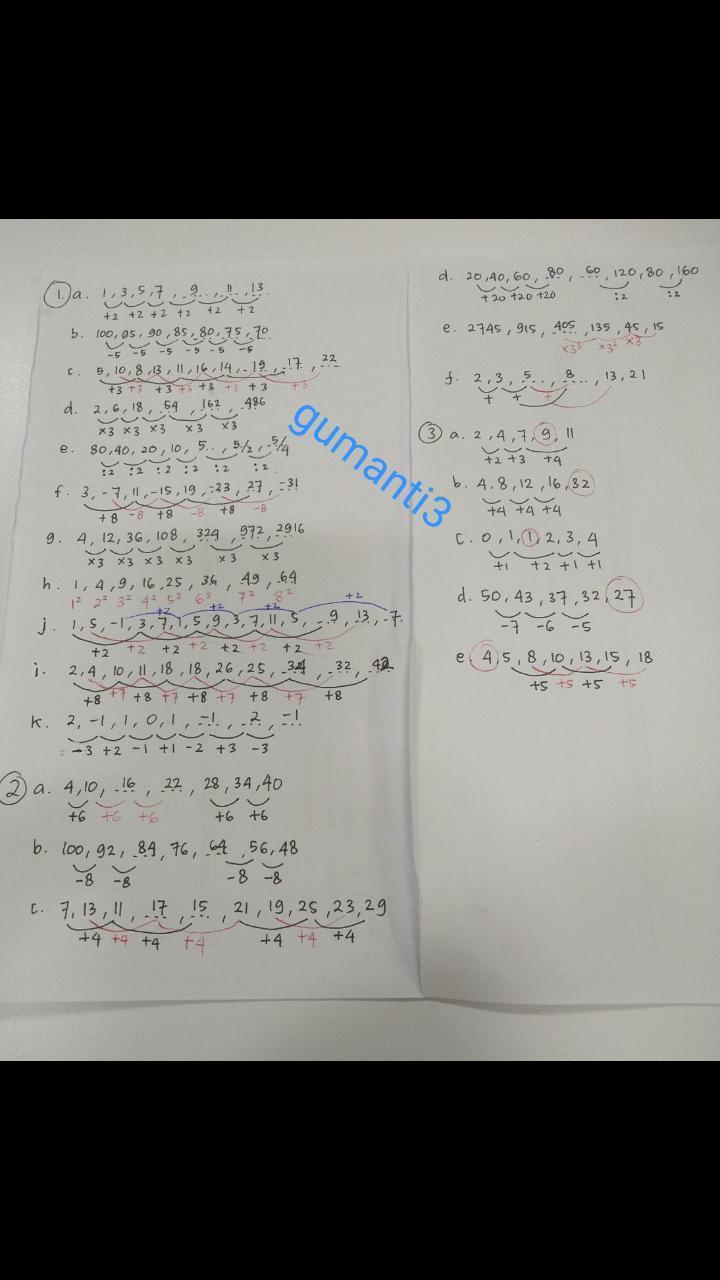 Jawaban Buku Paket Matematika Kelas 8 Semester 2 Halaman 22 Guru Ilmu Sosial