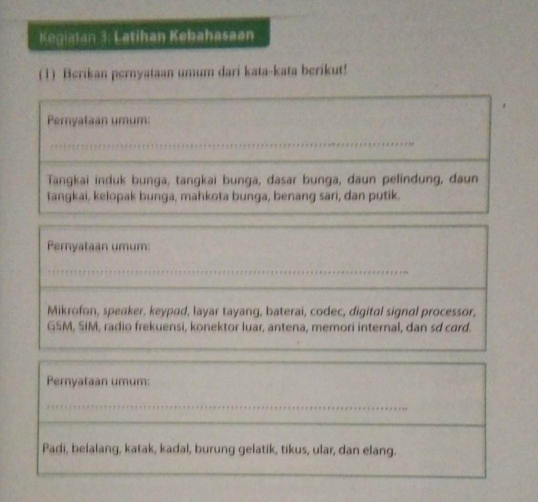 Buku Bahasa Indonesia Kurikulum 2013 Kelas 9 Halaman 25semester 1 Brainly Co Id