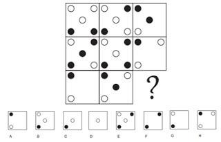 Soal Psikotes Gambar Matriks Mana Kotak Yang Hilang Brainly Co Id
