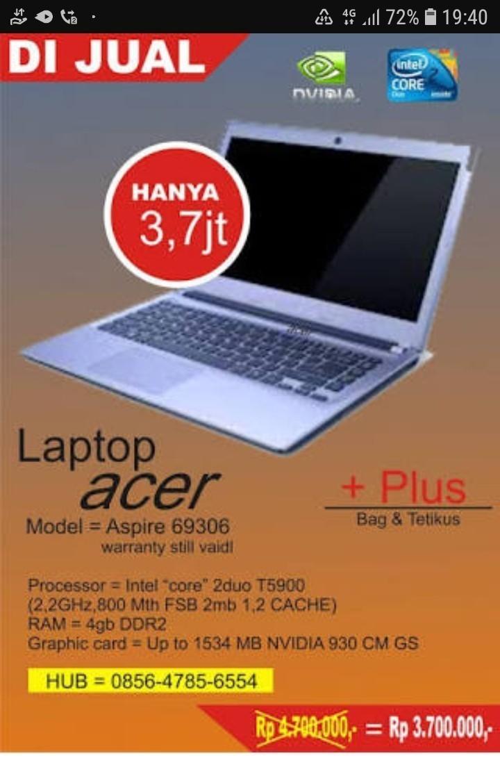 Contoh Iklan Baris Tentang Penjualan Laptop Brainly Co Id