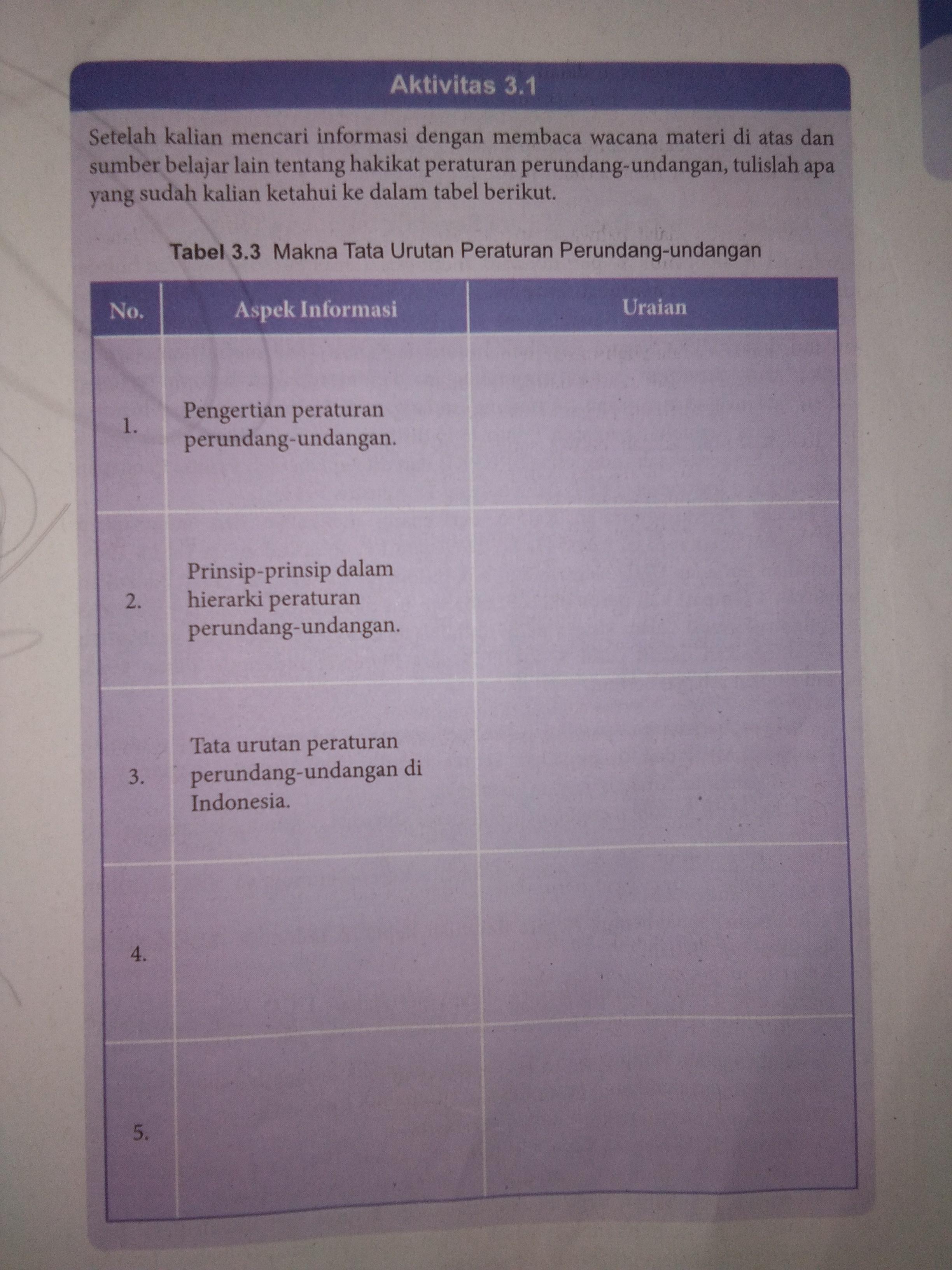 Kunci Jawaban Buku Paket Ipa Kelas 8 Semester 1 Halaman ...