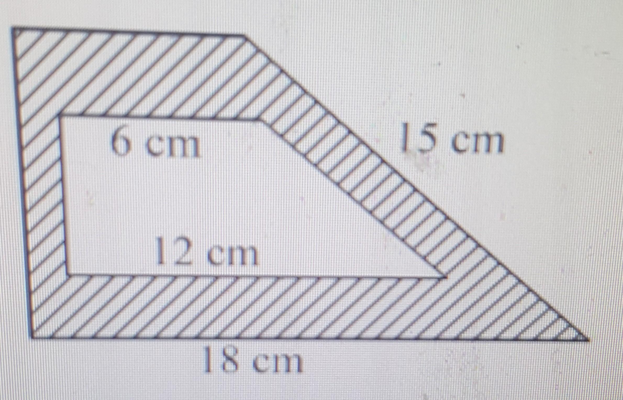 52 Gambar Bentuk Trapesium