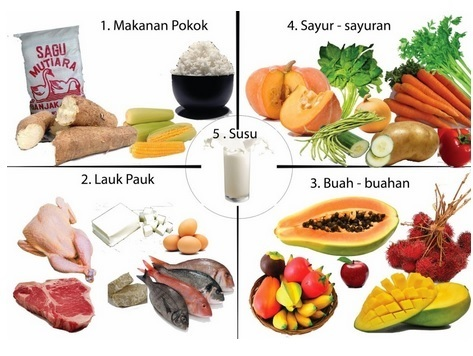 Apakah Yang Dimaksud Makanan Sehat Brainly Co Id