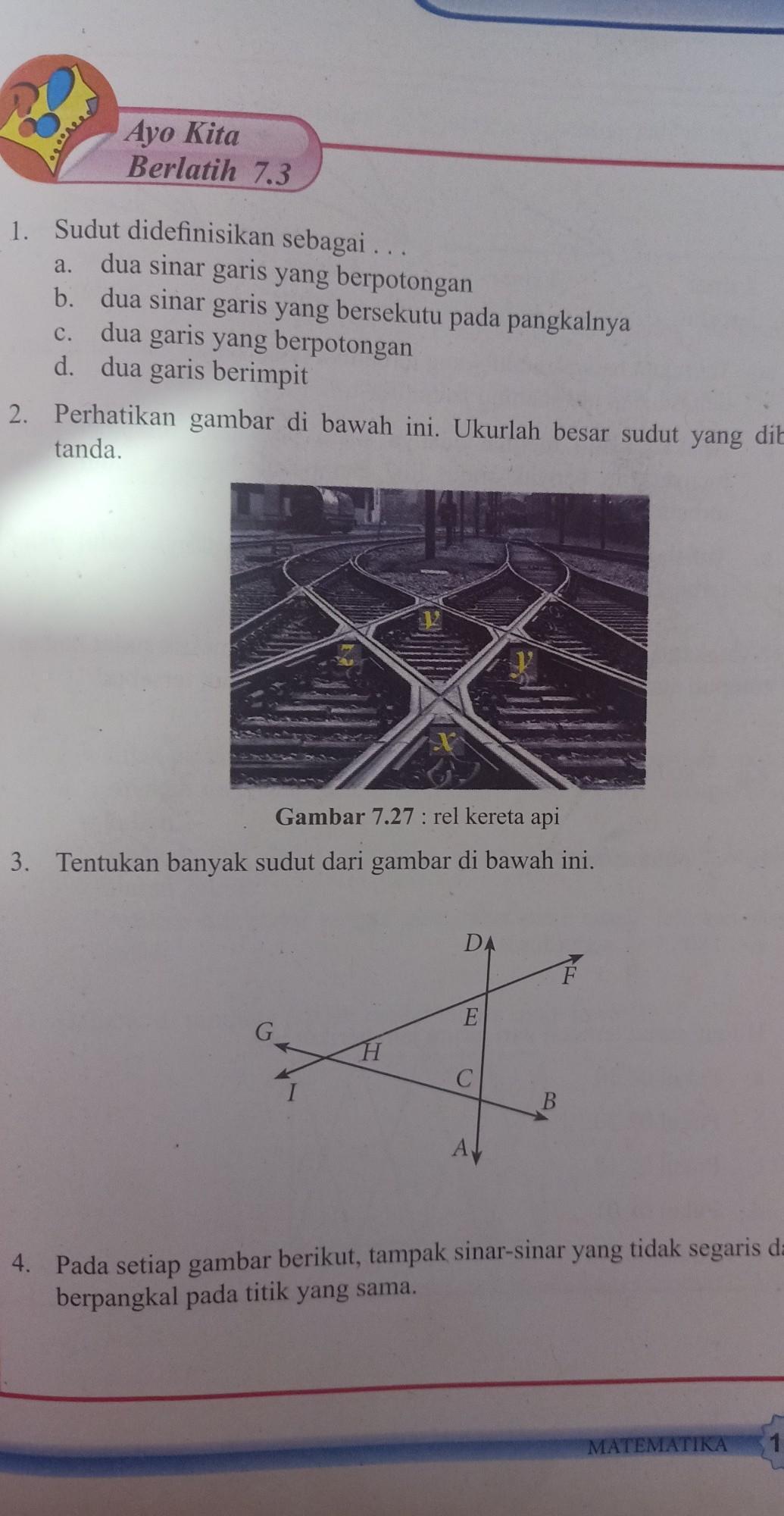Jawaban Matematika Kelas 7 Semester 2 Halaman 139 No 1 11