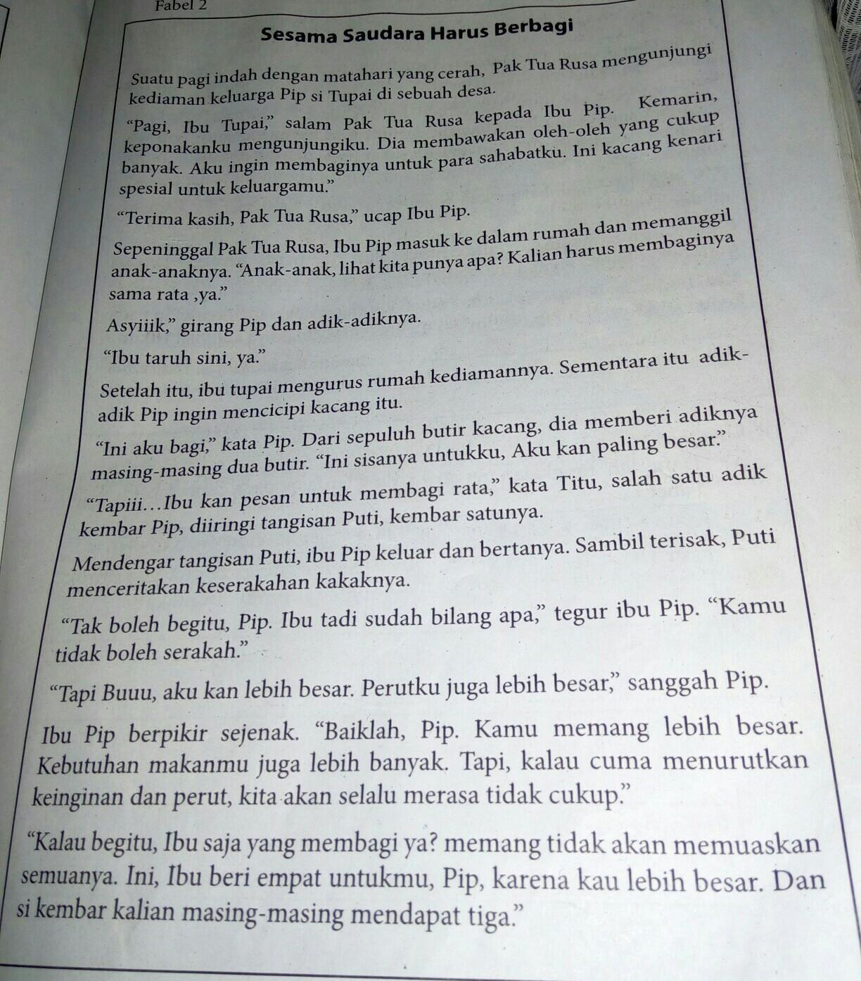 Tugas Bahasa Indonesia Kelas 11 Halaman 195 Guru Galeri