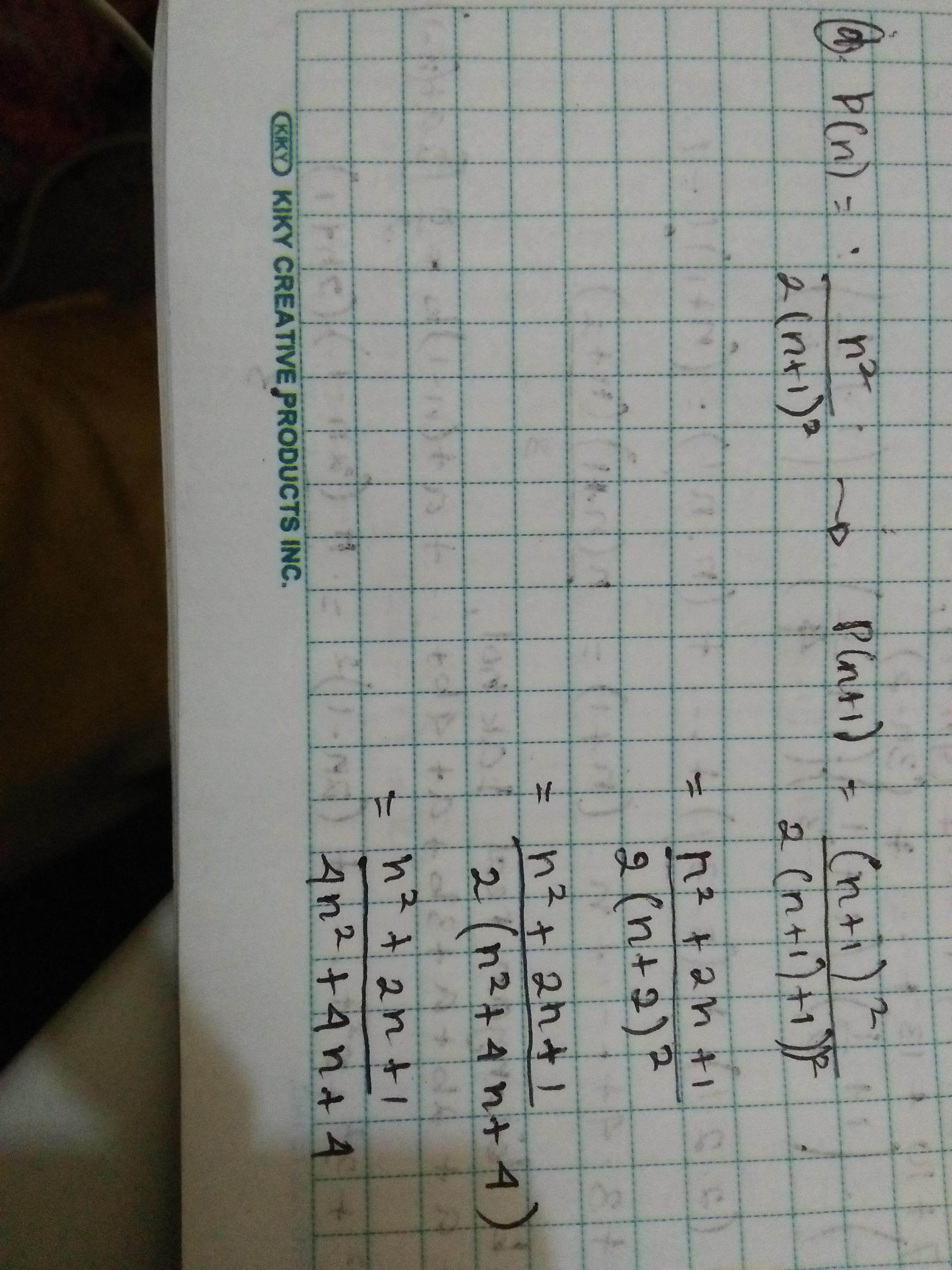 Contoh Soal Induksi Matematika Kelas 11 Kurikulum 2013 Brainly