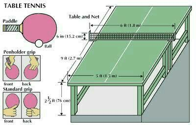 Tolong Gambarkan Donk Bagi Para Pembantu Gambar Kan Saya Lapangan Tenis Meja Donk Janganlupa Brainly Co Id