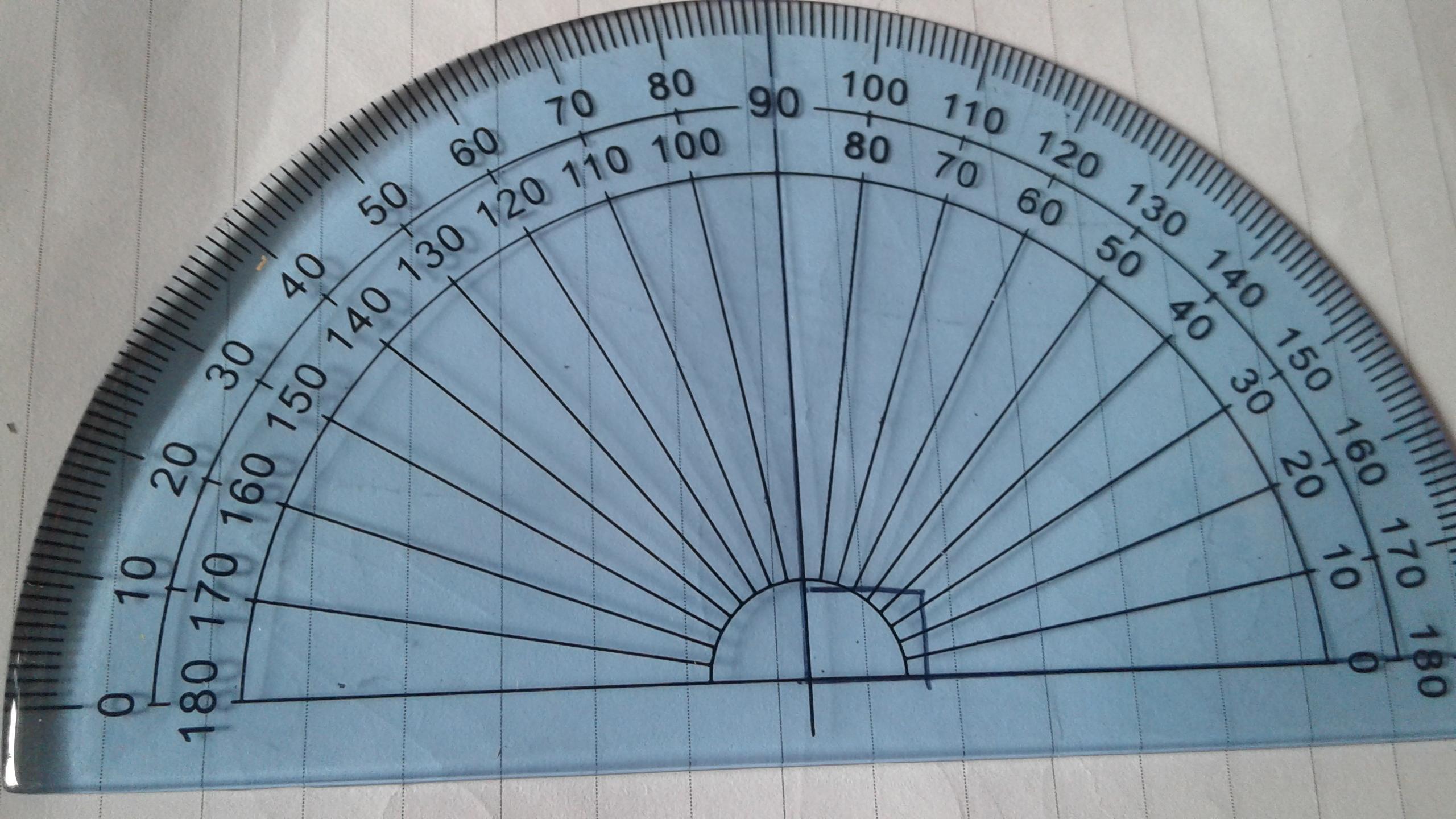 sudut yang besarnya 90 derajat disebut - Brainly.co.id