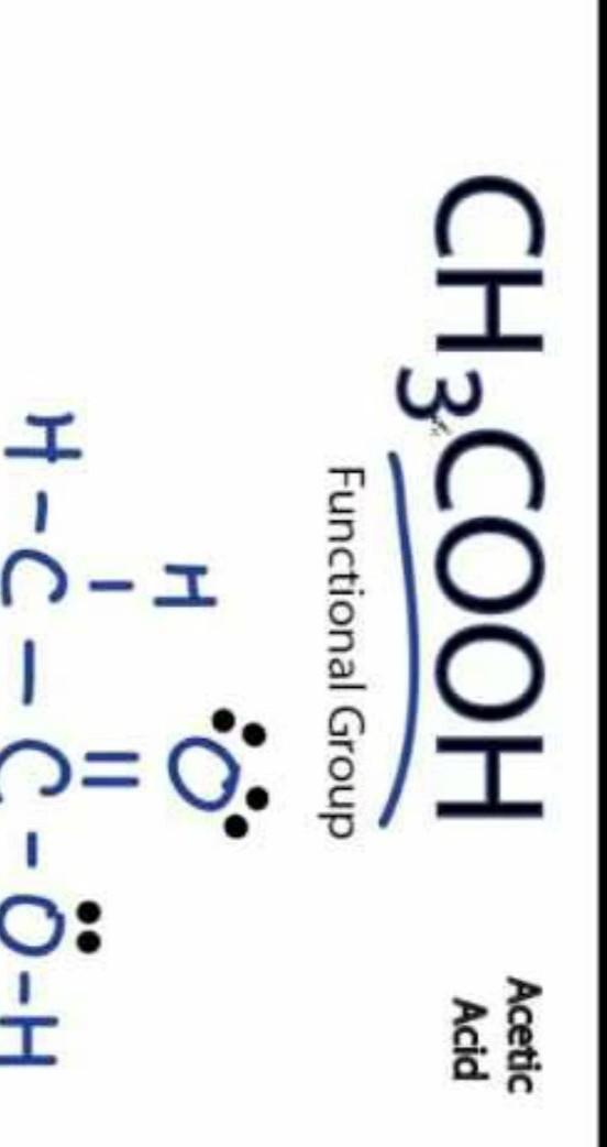 rumus struktur CH3COOH + CH3OH --> CH3COOH 3 + H2O ...
