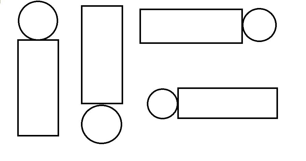 gambarlah jaring jaring tabung tanpa tutup - Brainly.co.id