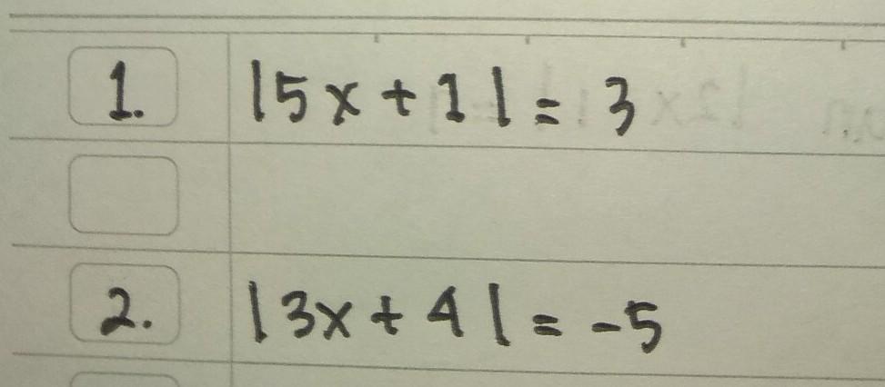 Tentukan Nilai X Jika Ada Yang Memenuhi Persamaan Nilai Mutlak Berikut Kelas 10 Brainly Co Id