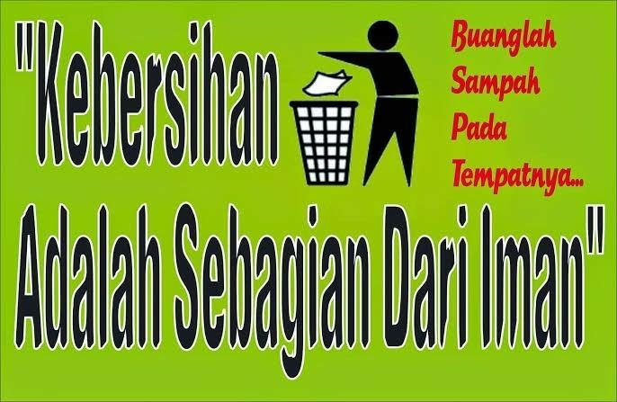 Carikan Slogan Dan Gambar Poster Tentang Kebersihan