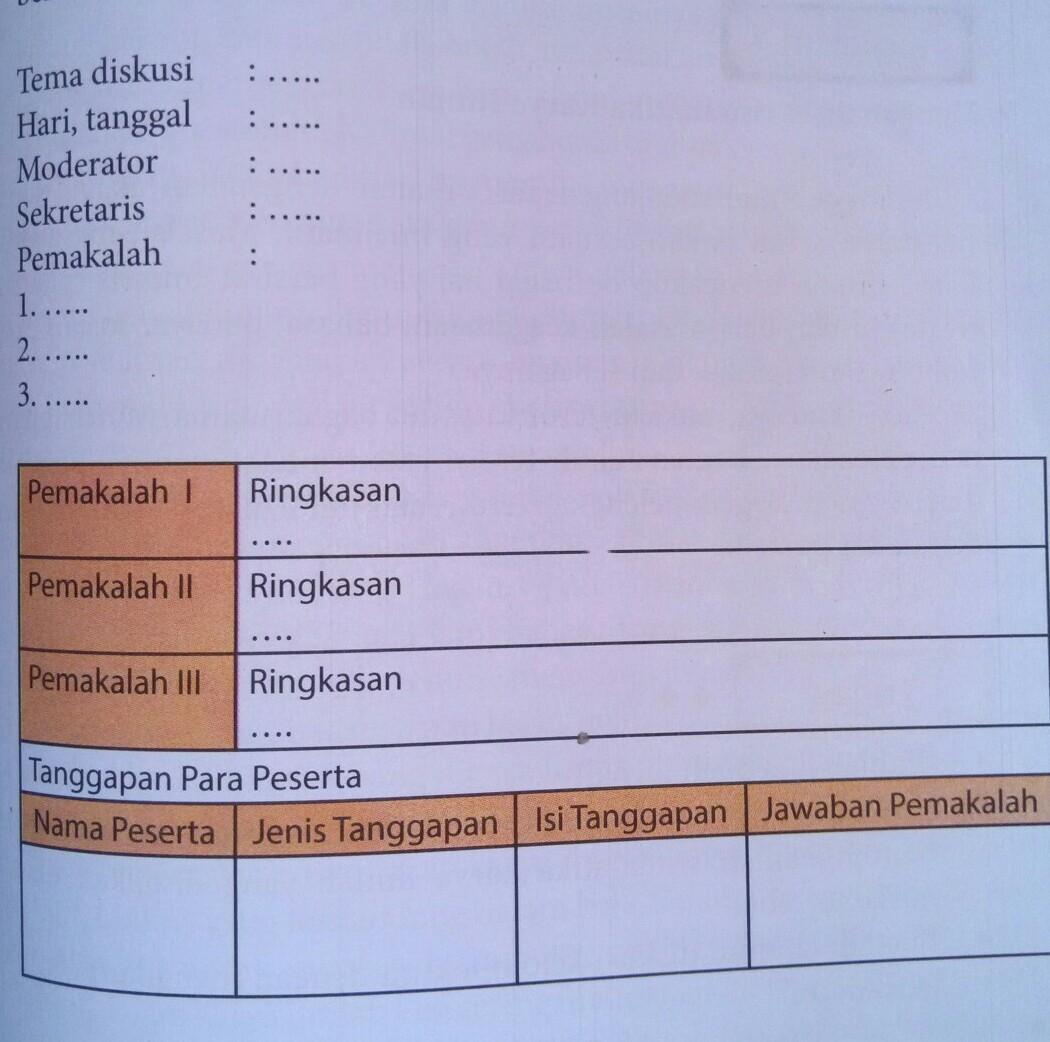Jawaban Soal Bahasa Indonesia Kurikulum 2013 Tugas Proposal Halaman 153