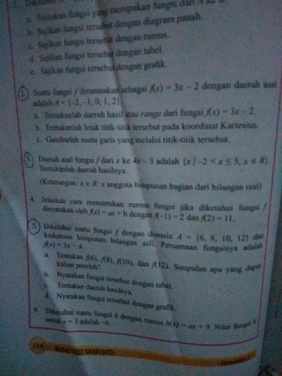 Kunci Jawaban Buku Paket Ipa Kelas 8 Semester 1 Halaman 152 Kumpulan Soal