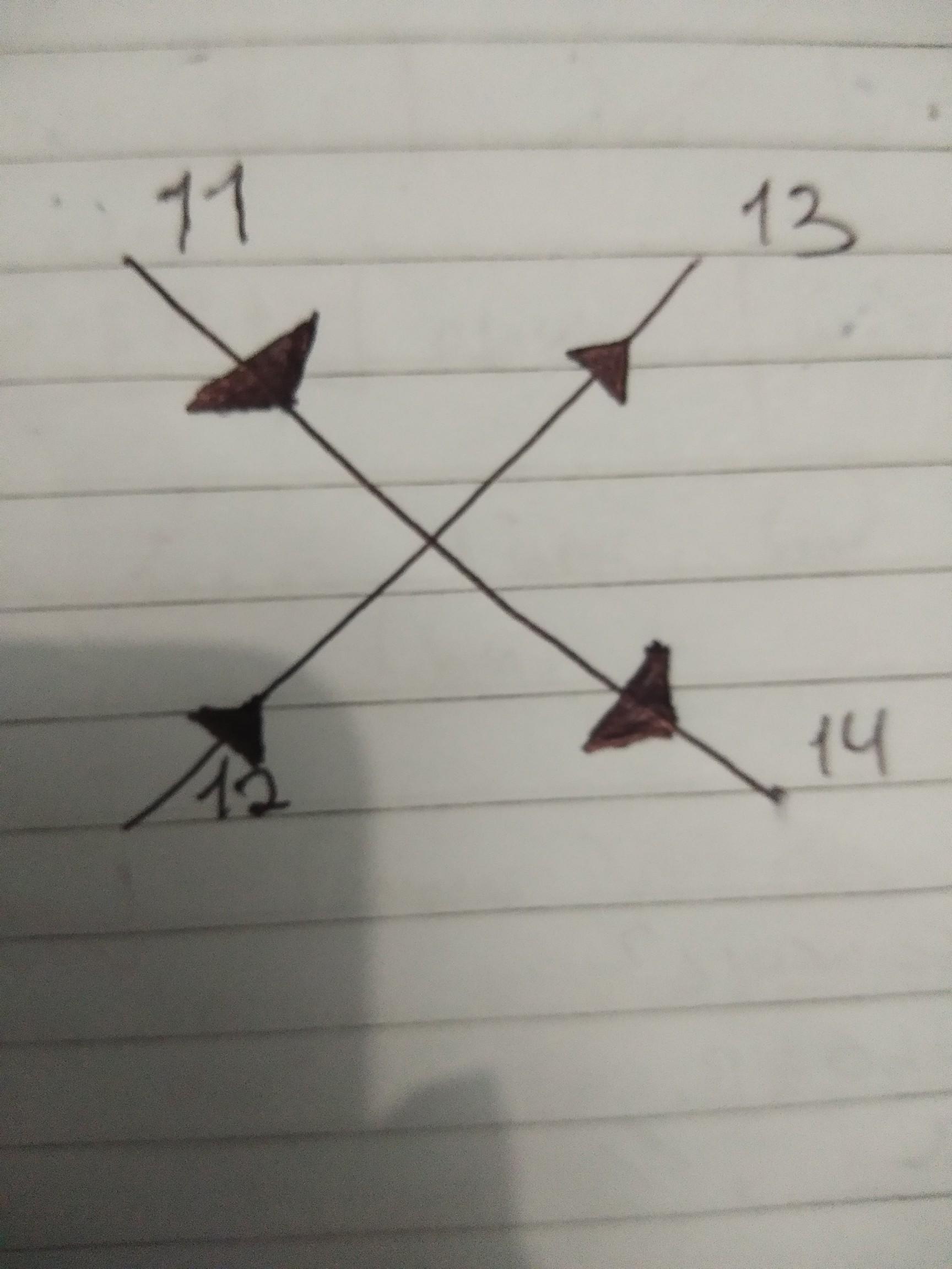 perhatikan rangkaian berikut. jika i1 = 10A, i3= 7A dan i4 ...