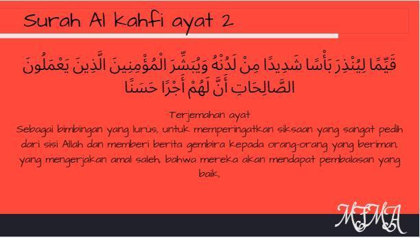 Tuliskan Surat Al Kahfi Ayat 1 10 Tolong Bantuannya For