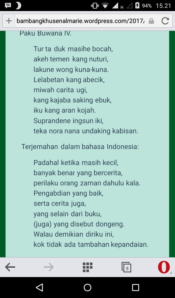 Terjemahan Bahasa Indonesia Ke Jawa Cara Translate Terjemahan Bahasa