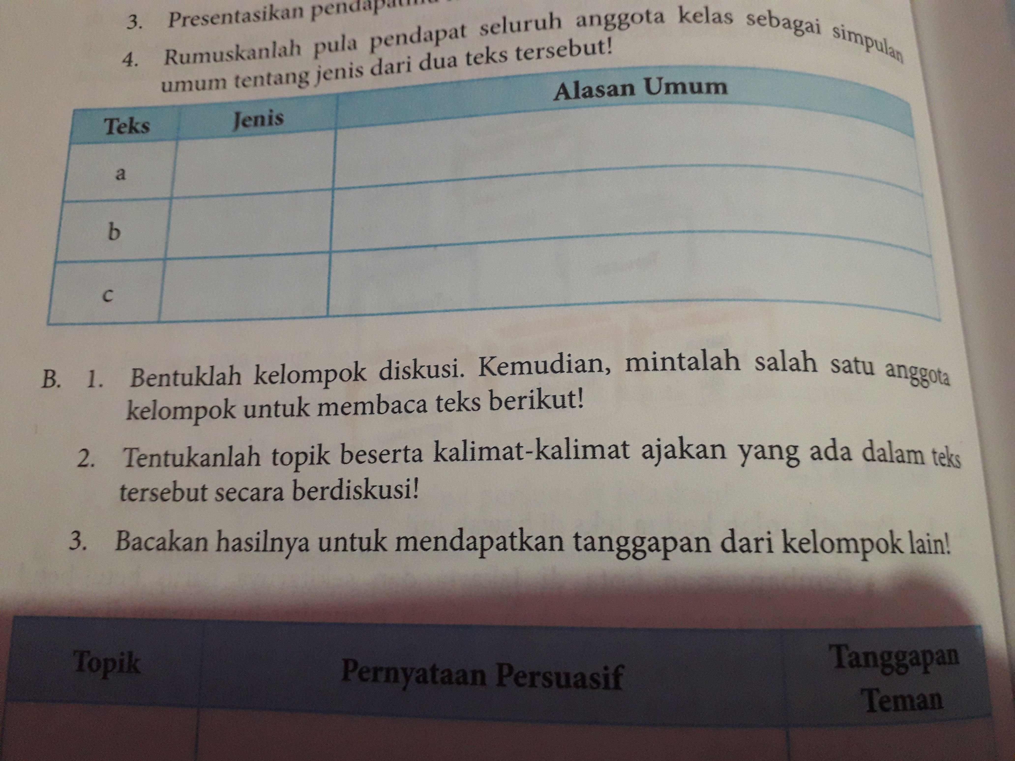 Kunci Jawaban Buku Bahasa Indonesia Kelas 8 Kurikulum 2013 ...