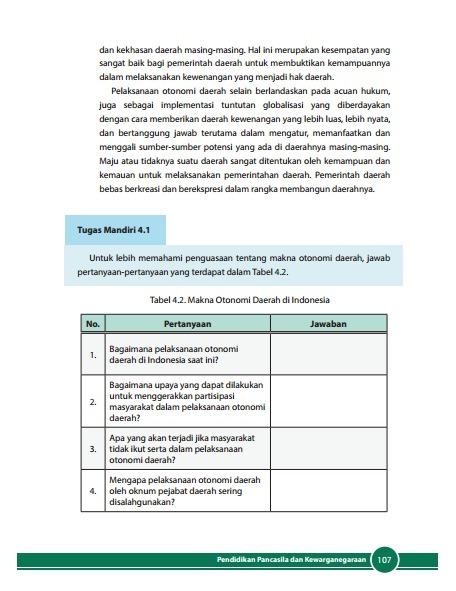 Bagaimana Pelaksanaan Otonomi Daerah Di Indonesia Saat Ini Brainly Co Id