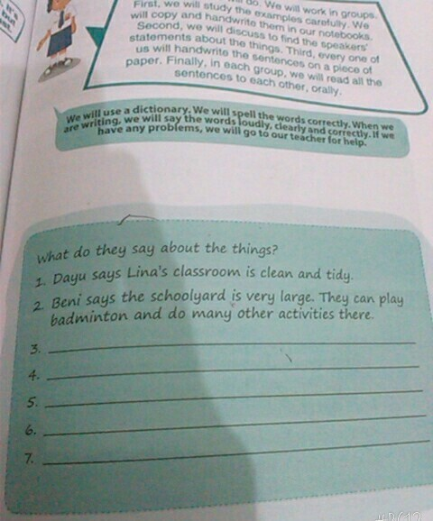 Kunci Jawaban B Ing Kelas 7 Final Test Mts - Peranti Guru