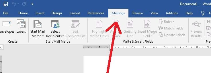 Tab Yg Terdapat Pada Microsoft Word 2010 Yg Berisi Tombol