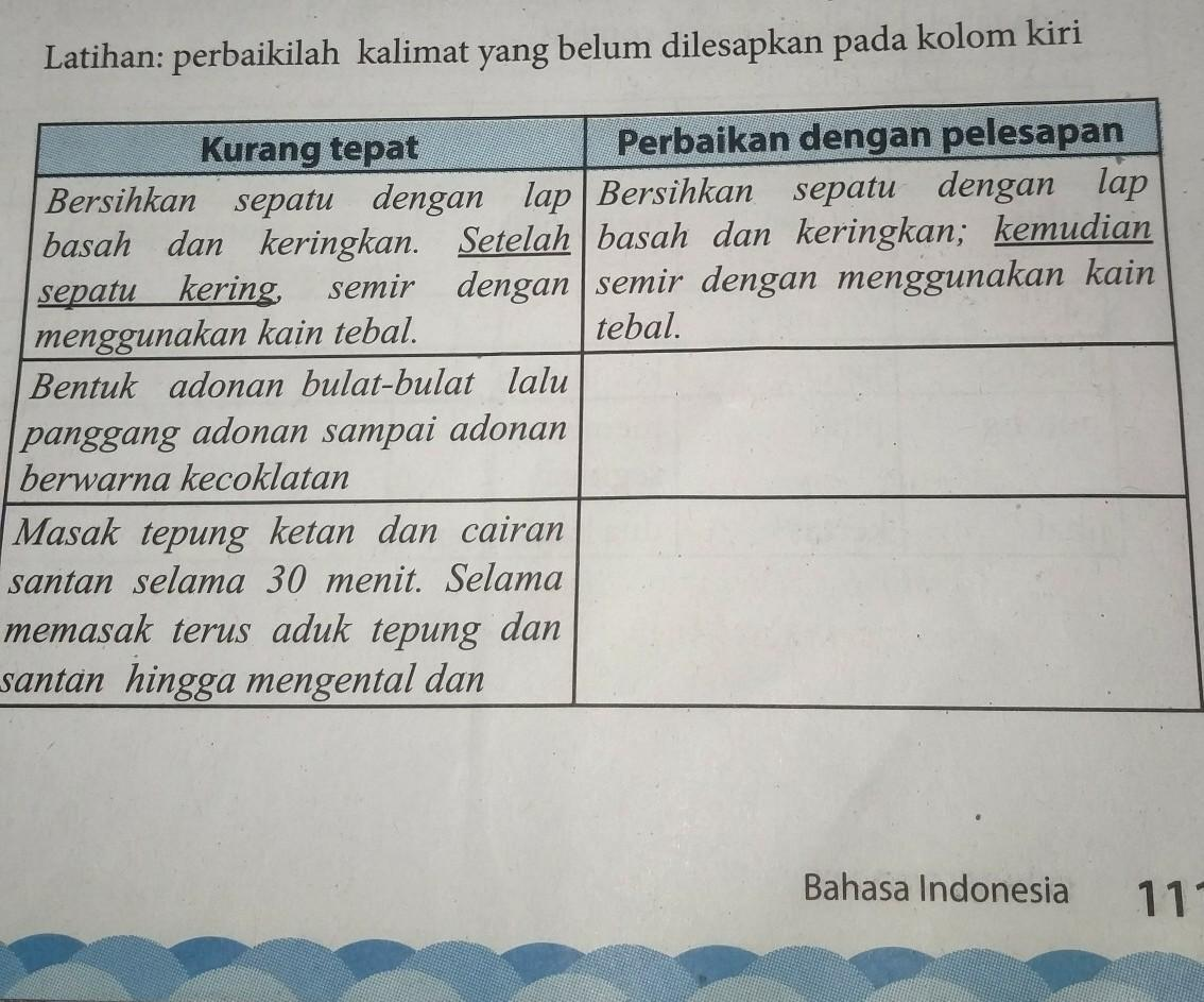 Jawaban Dari Buku Prakarya Kelas 7 Semester 2 Halaman Lembar Kerja Tugas 2 Halaman 159 Brainly Co Id