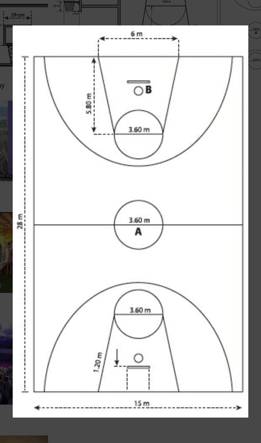 Pengertian Permainan Bola Basket Serta Bentuk Lapangan Ukuran Net Jumlah Pemain Tinggi Keranja Brainly Co Id