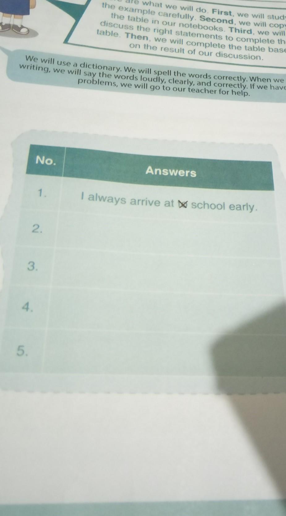 Kunci Jawaban Buku Bahasa Inggris Kelas 7 Halaman 137 Brainly Co Id