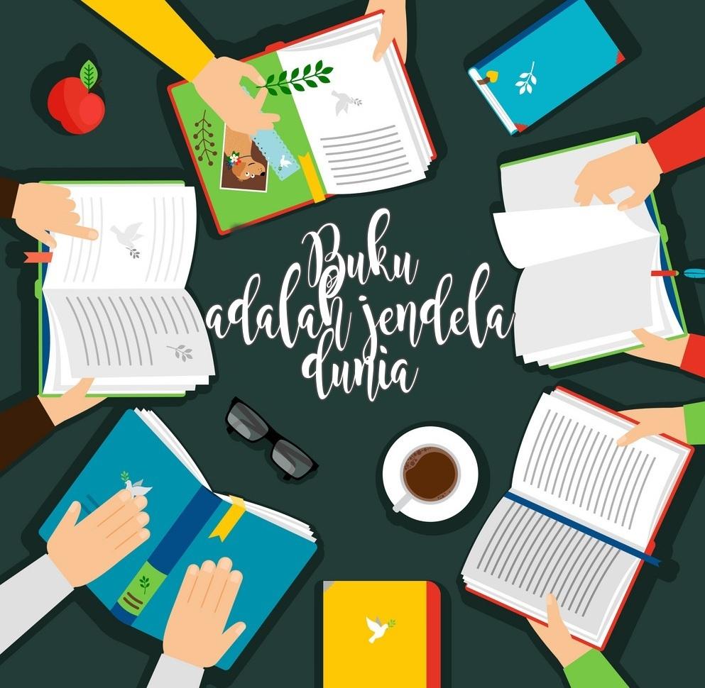 Buku Adalah Jendela Dunia Maksud Dari Kata Dunia Pada Kalimat Di