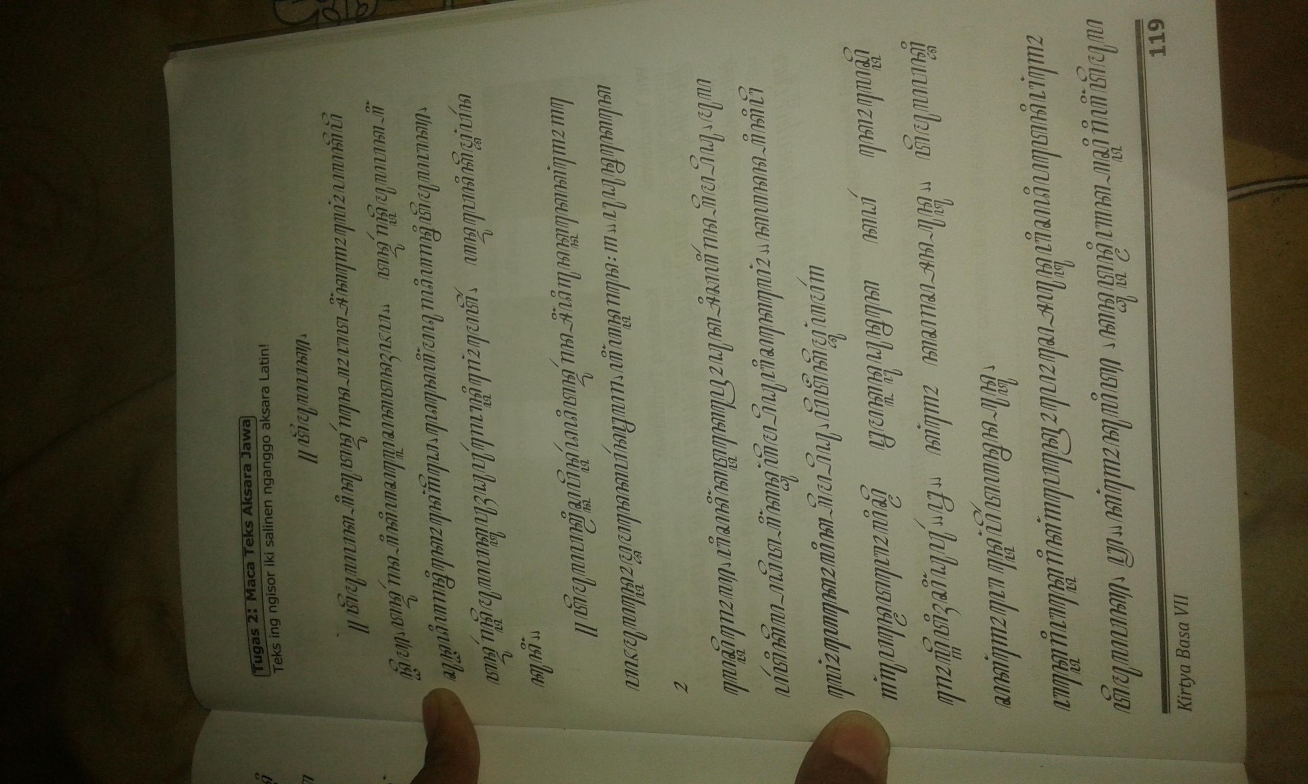 Jawaban Buku Kirtya Basa Kelas 9 Hal 38
