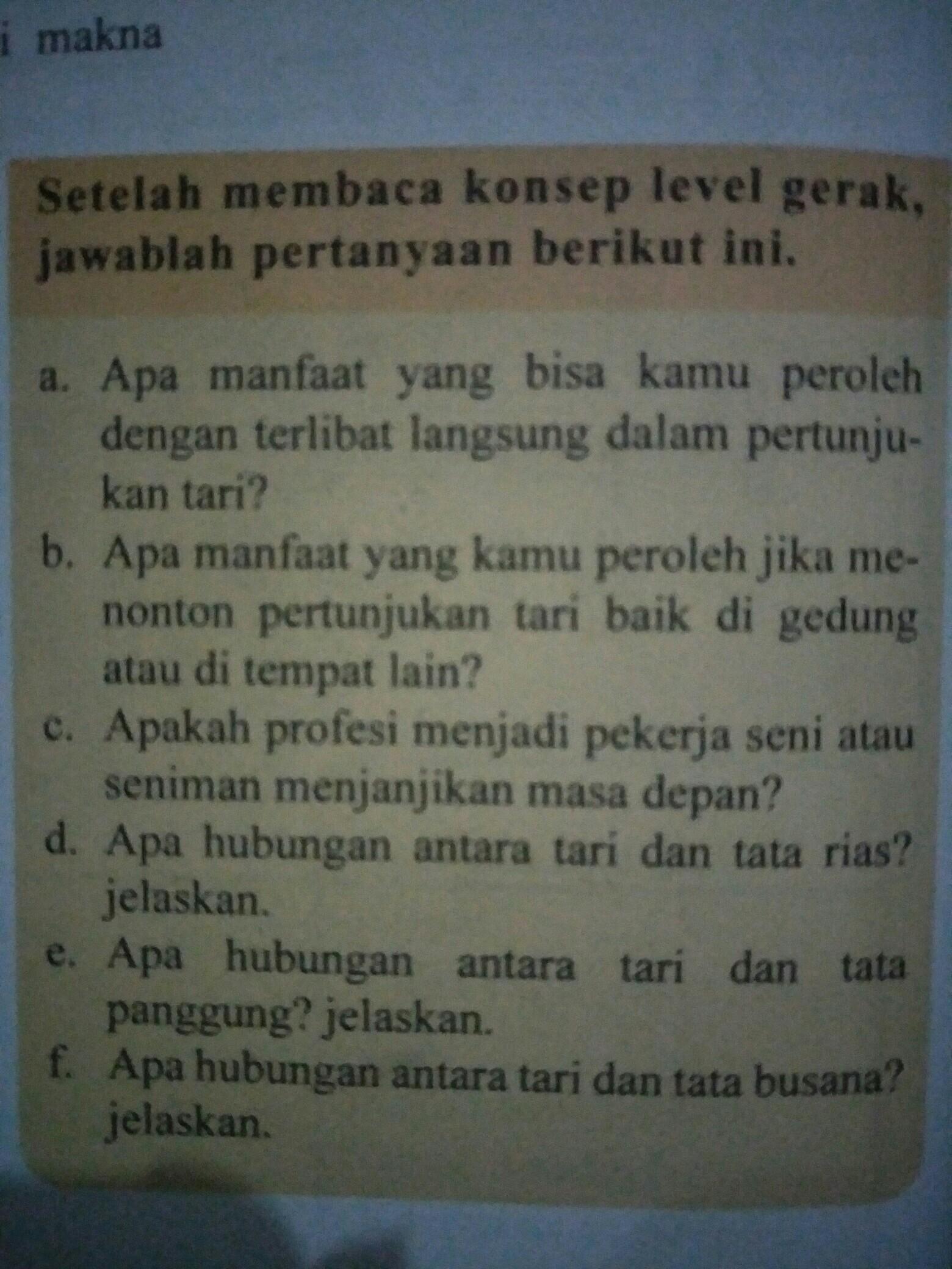 Jawaban Tugas Di Buku Paket Bahasa Indonesia Hal 153 154 Edisi Revisi 2017