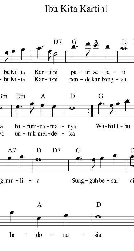 Fungsi tanda kromatis pada lagu tersebut adalah ….A ...