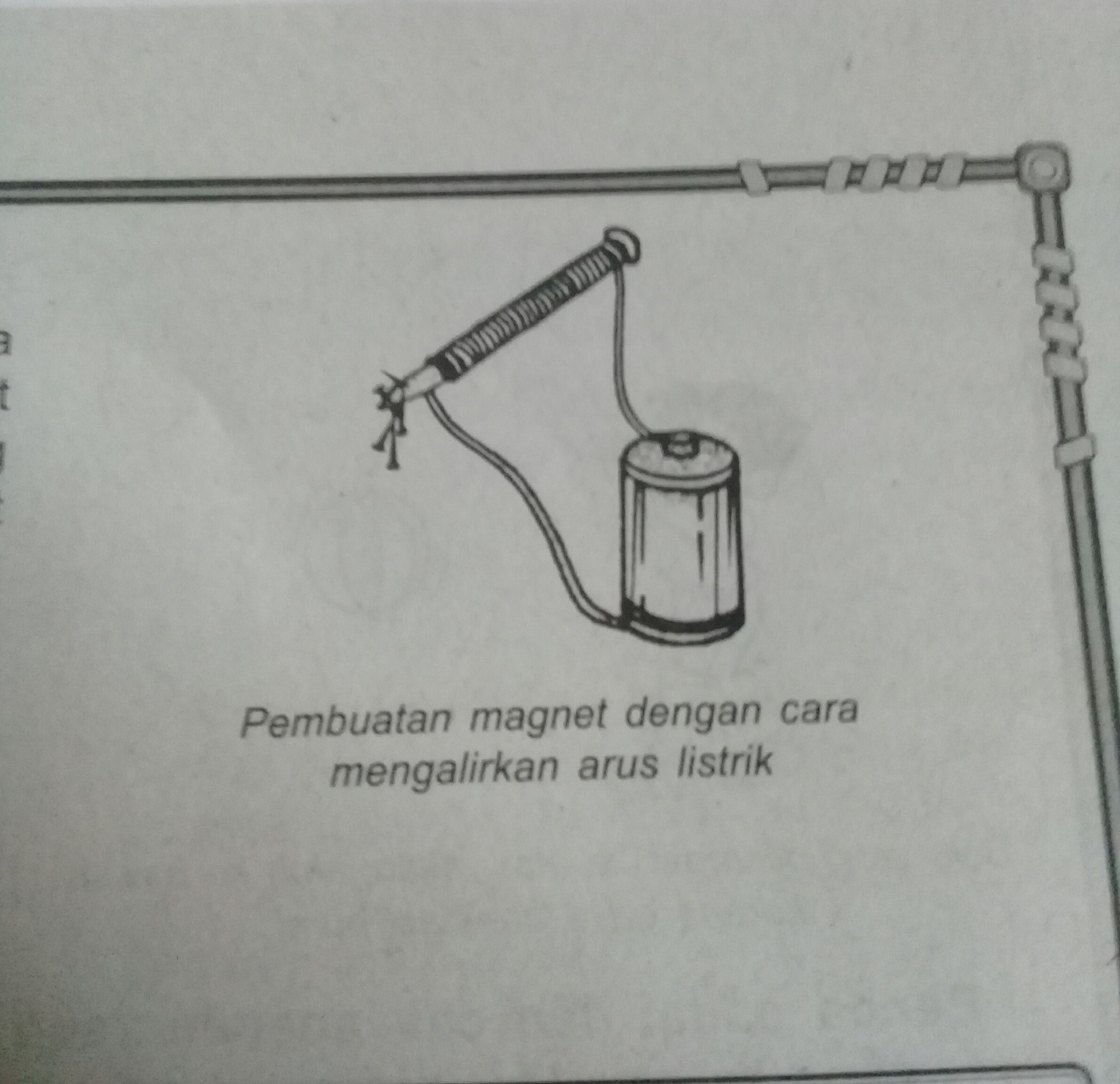 Magnet Yang Dibuat Dengan Cara Mengalirkan Arus Listrik ...