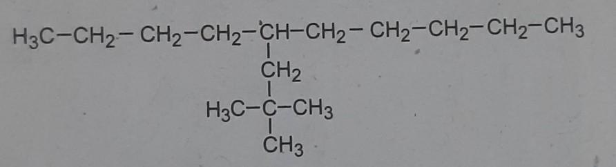 Perhatikan Rumus Struktur Senyawa Berikut Nama Senyawa Diatas Menurut Aturan Iupac Yaitu A Brainly Co Id