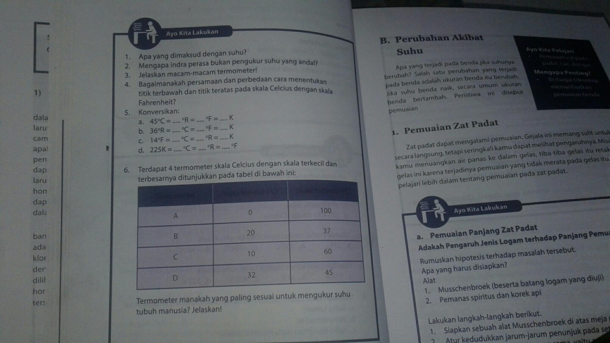Ipa Halaman 144 145 Kelas 7 Tolong Dibantu Ya Besok Di Kumpulkan Terima Kasih Brainly Co Id