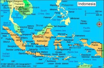 Bagaimana Gambar Peta Indonesia Beserta Keterangan Nya Brainly Co Id