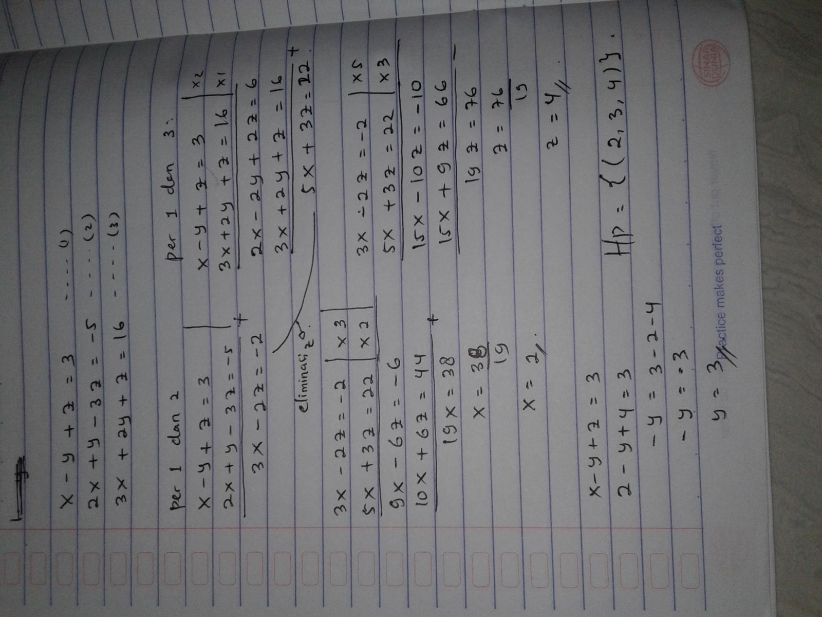 Z=16-X^2