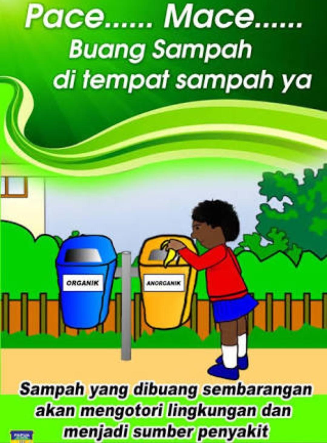 Download 101 Gambar Poster Tentang Lingkungan Hidup Paling Baru