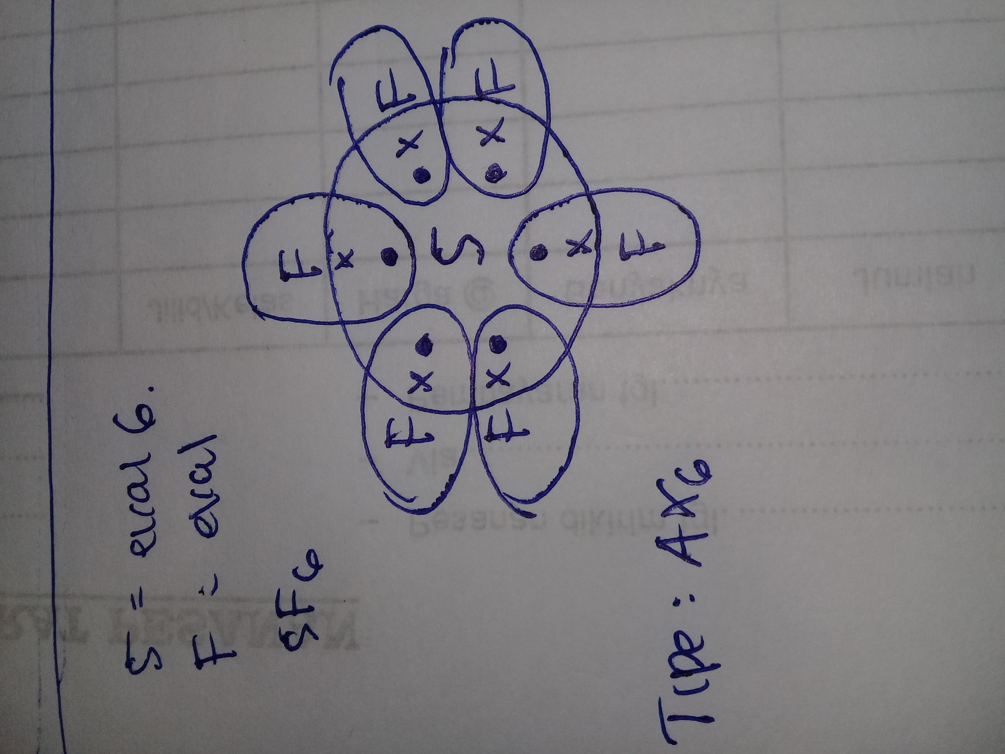 Saya Bingung Dengan Struktur Lewis Dari H3aso4 Sf6 Dan H3bio4 Tolong Saya Bentar Ya Brainly Co Id