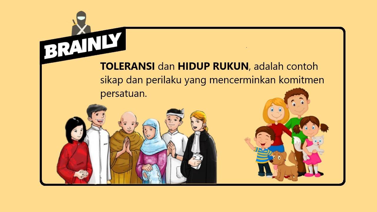 1 Lingkungan Keluarga Sikap Dan Perilaku Yang Mencerminkan