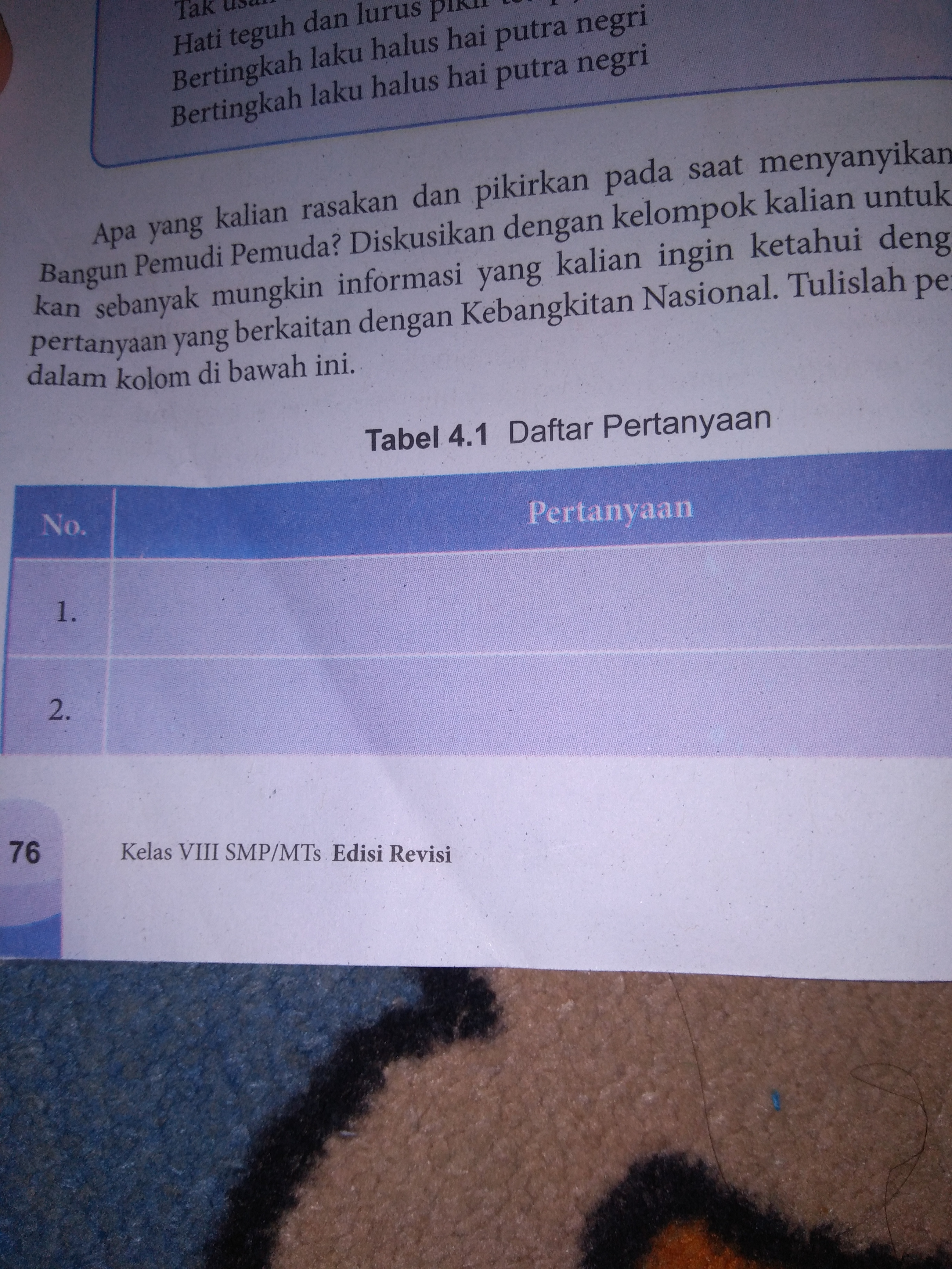 Kunci Jawaban Bab4 Kelas 12 Bab 4 Tugas Kelompok 4 1 Ilmusosial Id