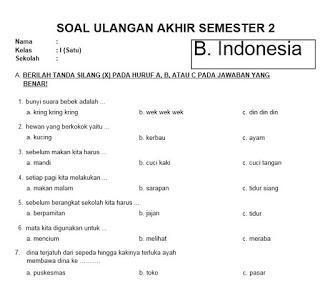 Contoh Soal Hots Bahasa Indonesia Smp Kelas 9 - Guru Ilmu ...