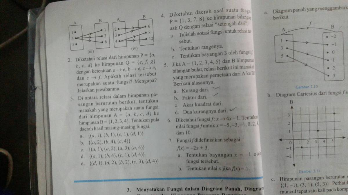 Apa jawaban nomor 3 tentang diagram panah brainly 1 ccuart Choice Image